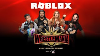 Roblox:How To Get The WWE Superstars! (Event)
