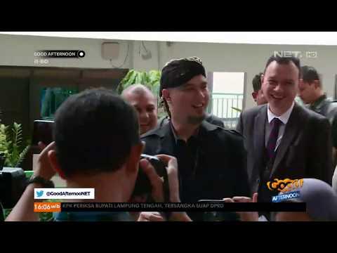 Tim Kejaksaan Titipkan Ahmad Dhani Ke Rutan Medaeng Mp3