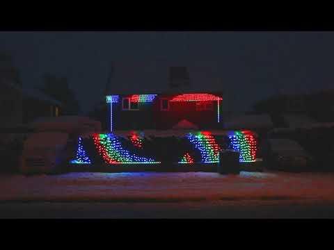 UK Musical Christmas Lights 2017