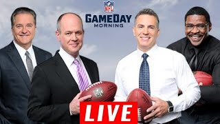 NFL GameDay Morning LIVE HD 09/20/2020 | Prediction & Analysis Week 2 - NFL GameDay on NFL Network