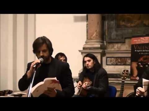 Francesco Salvi e Arnaldo Casali presentano il libro su San Valentino Patrono dell'Amore e...