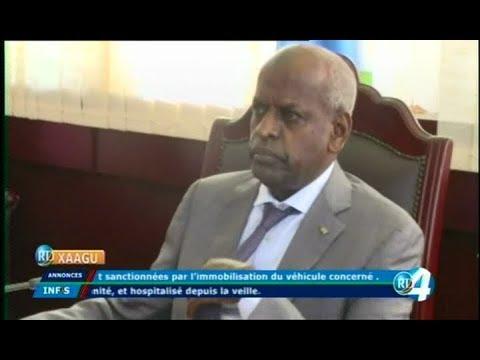 Télé Djibouti Chaine Youtube : JT Afar du 25/12/2017