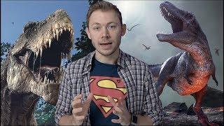 7 Myter Om Den Berømte Tyrannosaurus Rex
