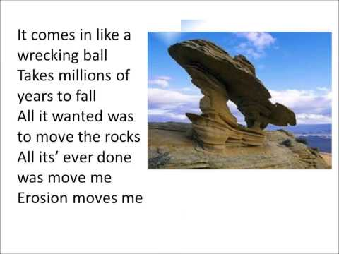 The Erosion Song