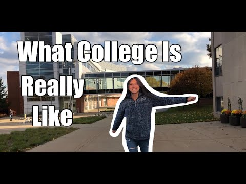 What College Students REALLY Do | College Student | Western Michigan University