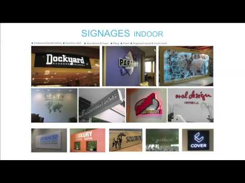 Dots Pro (Industrial advertising solution & digital printing)
