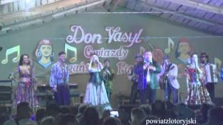 DON  VASYL   -       FINAŁ    KONCERTU  -  GRAPA - 2015