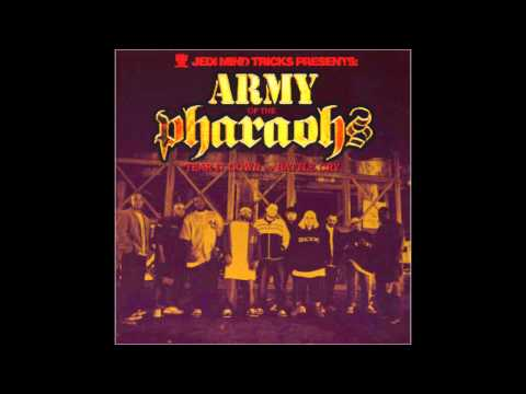 Army Of The Pharaohs- Redemption prod by Dittybeatz