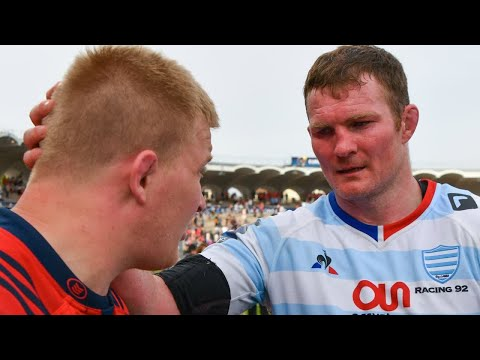 Donnacha Ryan a difference-maker in Racing's win over Munster