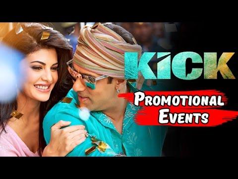 Kick Movie (2014) Promotion Events   Salman Khan, Jacqueline Fernandez, Nawazuddin Siddiqui