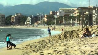 Off-Season am Ballermann - Mallorca in der Nebensaison -  Platja de Palma ohne Party
