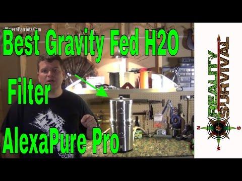 Best Home Water Filter - AlexaPure Pro Water Filter