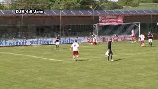 Video: DJK Ensdorf - Jahn Regensburg.mpg