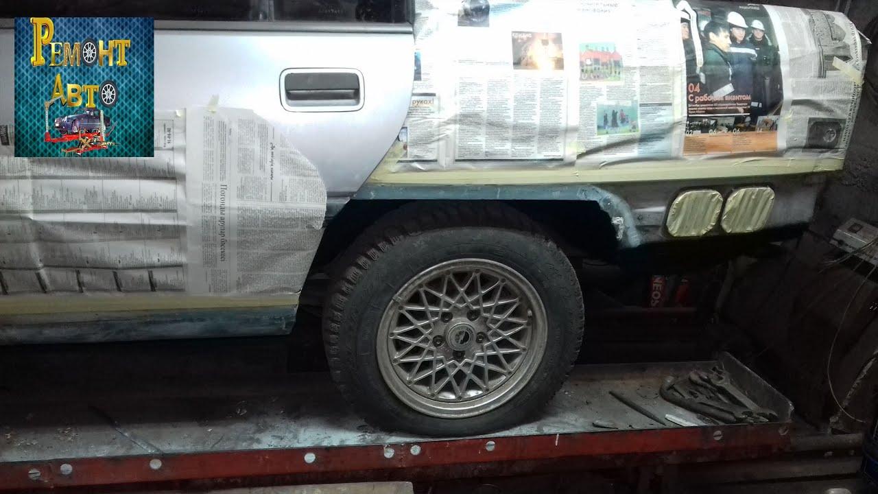 ремонт авто опель омега
