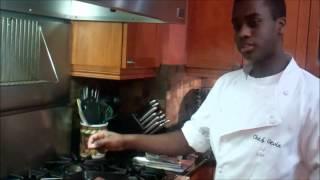Swagourmet! Ep. 1, Part 3: Ahi Tuna Burgers