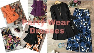Party Wear Dresses || New Designs Dress For Girl 2019