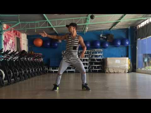 Banda Vingadora - Suba E Desça Pabinho #aulapabinho Coreografia