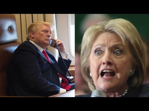 Hillary Clinton Just Let Slip SECRET About Trump Election Night Call That Explains EVERYTHING