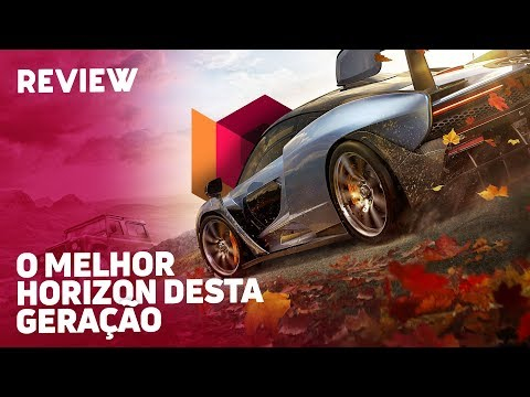 Forza Horizon 4 - Review / Análise thumbnail