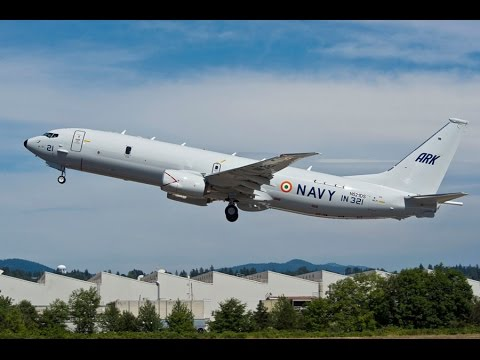 How Does Indian Navy's P 8I Poseidon Detect Submarines From The Air