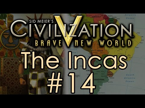 Civilization 5: Immortal Incas - Part 14
