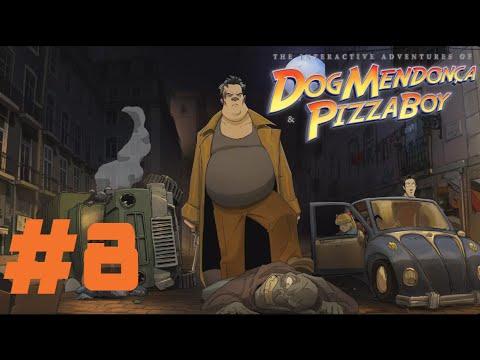 The Interactive Adventures of Dog Mendonça & Pizza Boy Walkthrough   Part 8: The Casino [PC]  