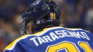 Новости НХЛ: великолепный Тарасенко, проблемы Малкина и Наместников