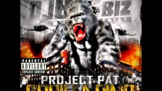 Project Pat- Gorilla Pimp (feat. Namond Lumpkin) [Big Biz Mix] Mp3
