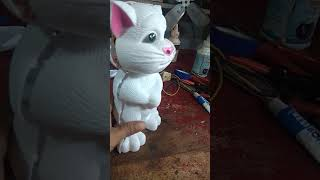 talking tom real toy