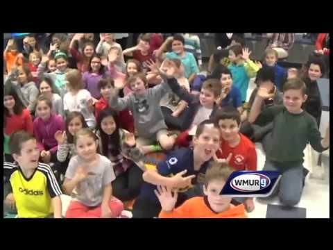 School visit: Swasey Central School