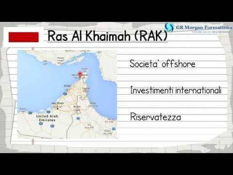 RAK - Societa' offshore