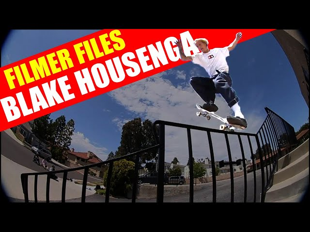 FiLMER FiLES MONTAGE | BLAKE HOUSENGA