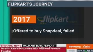 Decoding The Walmart - Flipkart Deal