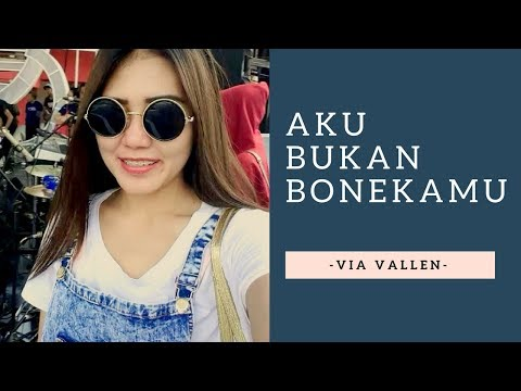 Via Vallen  -AKU BUKAN BONEKAMU-