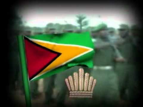 A Glimpse of the Guyana Defence Force