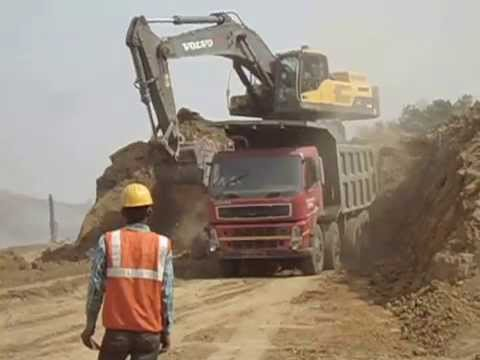 On Site Excavator Operator Training- NSTTI Katrasgarh, Dhanbad