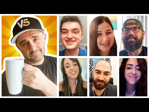 10 People, 10 Problems, 1 Exceptionally Good Listener | Tea With GaryVee #6