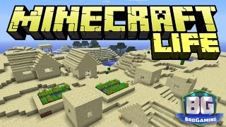 Building A Home - The Minecraft Life - Bro Gaming