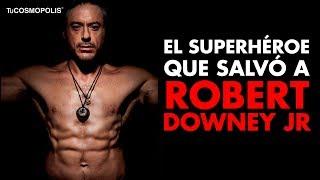 El SUPERHÉROE que en la VIDA REAL RESCATÓ a ROBERT DOWNEY JR