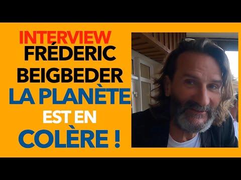 Frédéric Beigbeder nous parle de la planète et de son Cap Ferret Rentrée Littéraire Alice Cap Ferret