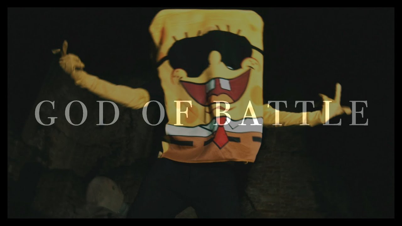 JBB 2014 [FINAL SONG] SpongeBOZZ - GOD OF BATTLE (prod. by Digital Drama) - ...