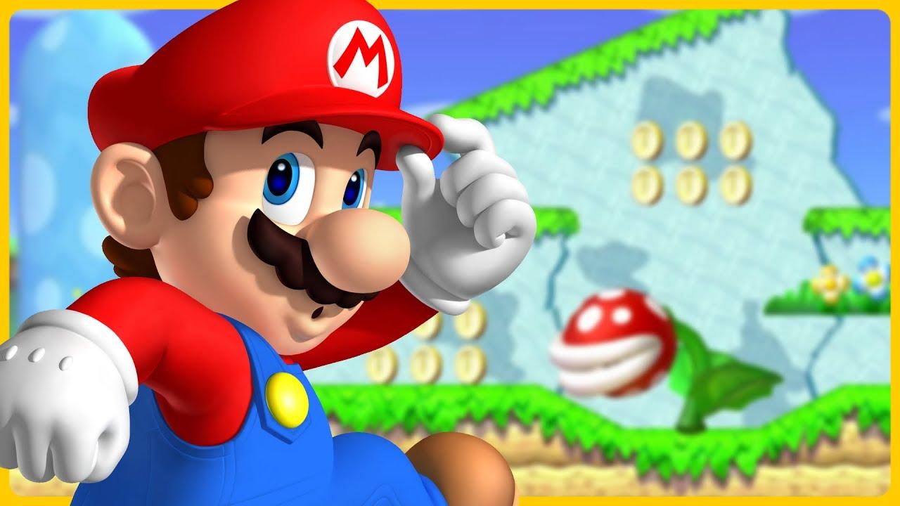 Mario's BIG ADVENTURE!