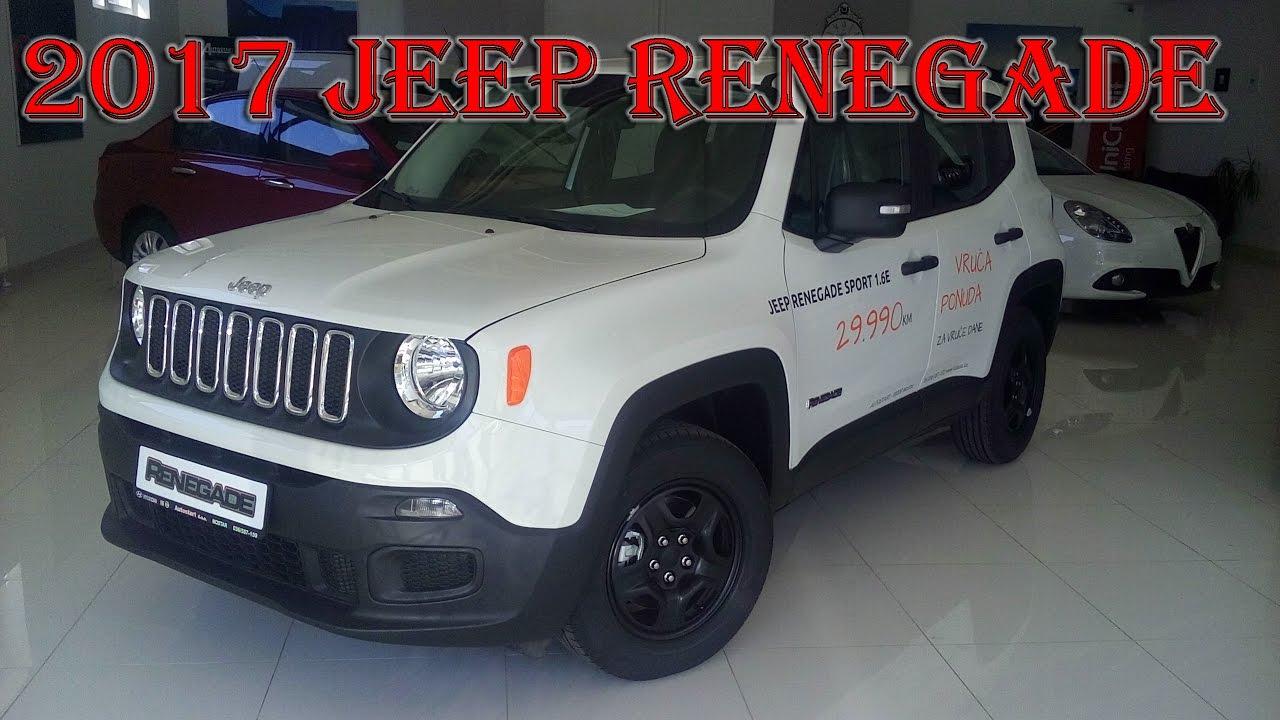 2018 Jeep Renegade 1 6 E Torq Review