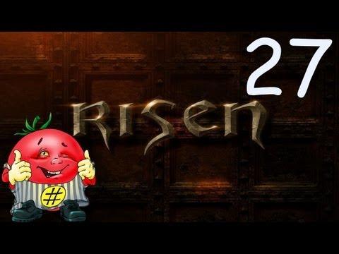 Прохождение Risen: 27я часть [Сокровище Стальной бороды]