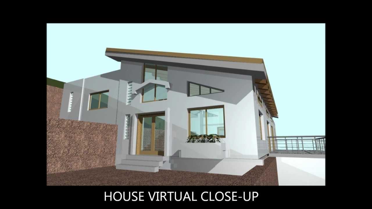 HOUSE IN THOMASSIN, HAITI / DESIGN-1 HAITI - YouTube