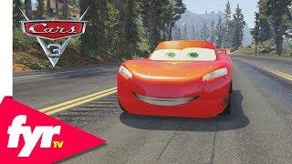 Cars 3: Lightning McQueen Epic Stunt Race