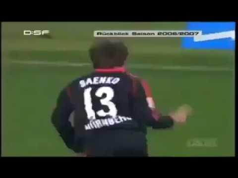 1.FC Nürnberg gegen FC Bayern München 3:0