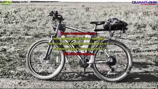 Электро велосипед – проверка пробега на одной зарядке