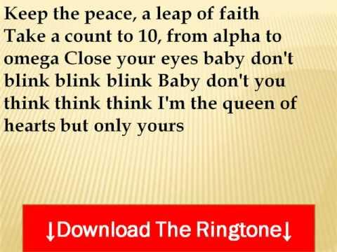 Alesha Dixon - The Entertainer Lyrics