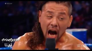 Shinsuke Nakamura roasts AJ Styles